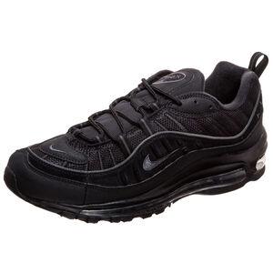 Air Max 98 Sneaker Herren, schwarz / anthrazit, zoom bei OUTFITTER Online