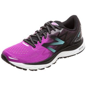 Solvi v1 Laufschuh Damen, violett / schwarz, zoom bei OUTFITTER Online