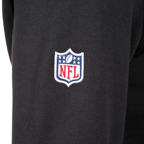 NFL Carolina Panthers Logo Kapuzenpullover Herren, Schwarz, zoom bei OUTFITTER Online