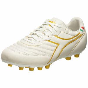 Brasil Ita OG LT+ MDPU FG Fußballschuh Herren, weiß / gold, zoom bei OUTFITTER Online