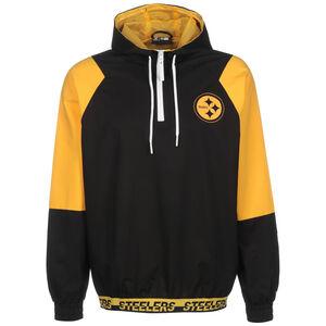 NFL Pittsburgh Steelers Windbreaker Herren, schwarz / gelb, zoom bei OUTFITTER Online