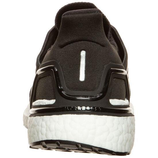 Ultraboost 20 Laufschuh Herren, schwarz / silber, zoom bei OUTFITTER Online