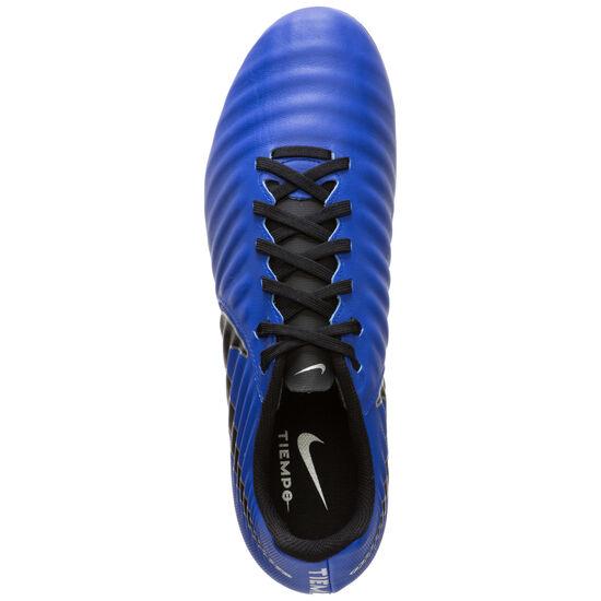 Tiempo Legend VII Academy FG Fußballschuh Herren, blau / schwarz, zoom bei OUTFITTER Online