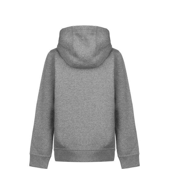 Club Fleece Hoodie Kinder, grau / weiß, zoom bei OUTFITTER Online