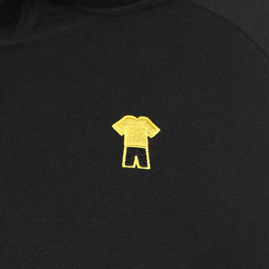 Borussia Dortmund FtblFEAT Game Kapuzenjacke Herren, schwarz / gelb, zoom bei OUTFITTER Online