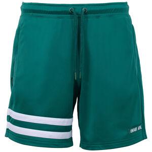 DMWU Athletics Shorts Herren, grün / weiß, zoom bei OUTFITTER Online