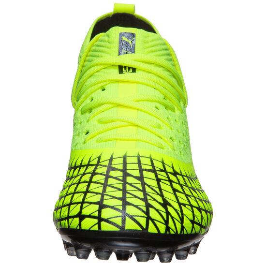 Future 4.2 Netfit MG Fußballschuh Herren, neongelb / schwarz, zoom bei OUTFITTER Online