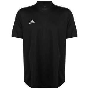 Tiro Fußballtrikot Herren, schwarz / silber, zoom bei OUTFITTER Online