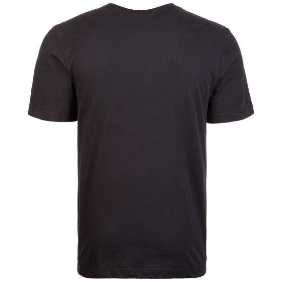 Dri-FIT Swoosh Basketballshirt Herren, schwarz / weiß, zoom bei OUTFITTER Online