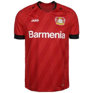 Bayer 04 Leverkusen Trikot Home 2019/2020 Herren, rot, zoom bei OUTFITTER Online