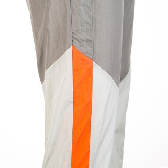 Light Carbon Windrunner Hose Herren, grau / orange, zoom bei OUTFITTER Online