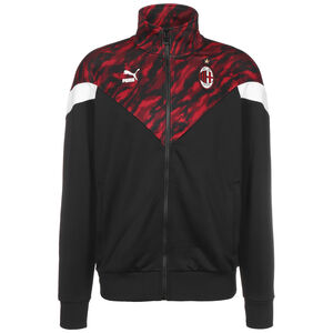 AC Mailand Iconic MCS Graphic Trainingsjacke Herren, schwarz / rot, zoom bei OUTFITTER Online