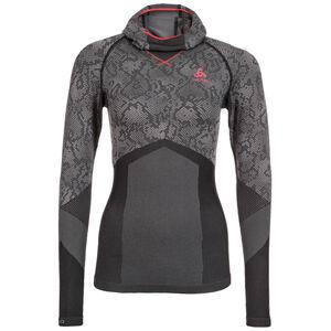 Blackcomb Evolution Warm Facemask Trainingsshirt Damen, Grau, zoom bei OUTFITTER Online