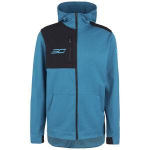 SC30 Warm-Up Trainingsjacke Herren, blau / schwarz, zoom bei OUTFITTER Online