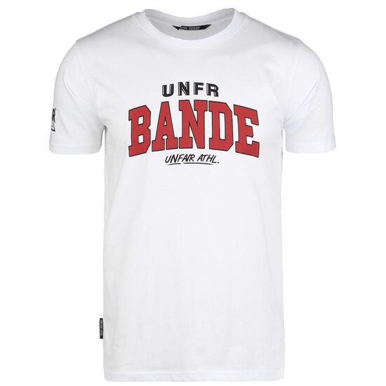 Unfair Bande T-Shirt Herren, weiß, zoom bei OUTFITTER Online