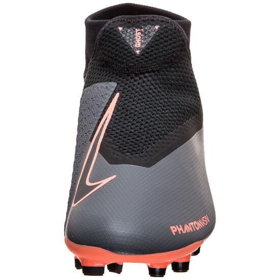 Phantom Vision Academy DF MG Fußballschuh Herren, grau / orange, zoom bei OUTFITTER Online