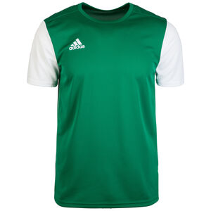 Estro 19 Fußballtrikot Herren, grün / weiß, zoom bei OUTFITTER Online