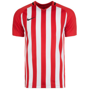 Striped Division III Trikot Herren, rot / weiß, zoom bei OUTFITTER Online