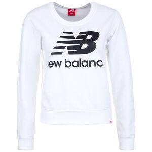 Essentials Crew Sweatshirt Damen, weiß, zoom bei OUTFITTER Online