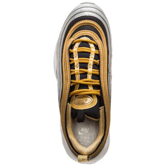 Air Max 97 SE Sneaker Damen, gold / schwarz, zoom bei OUTFITTER Online