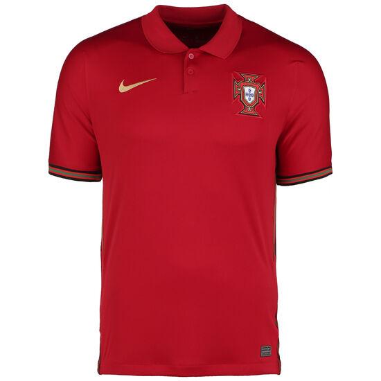 Portugal Trikot Home Stadium EM 2021 Herren, rot / gold, zoom bei OUTFITTER Online
