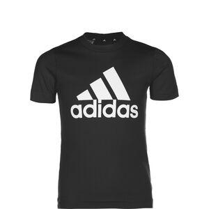 Essentials T-Shirt Kinder, schwarz / weiß, zoom bei OUTFITTER Online