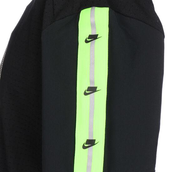 Wild Run T-Shirt Herren, schwarz / neongrün, zoom bei OUTFITTER Online