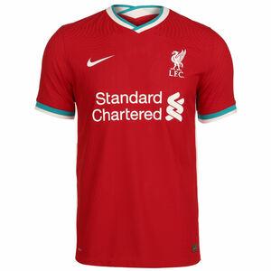 FC Liverpool Trikot Home Vapor Match 2020/2021 Herren, rot / weiß, zoom bei OUTFITTER Online