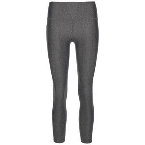 HeatGear Hi Ankle Trainingstight Damen, grau / weiß, zoom bei OUTFITTER Online