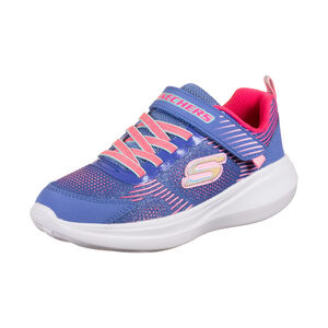 Go Run Fast Neon Jams Sneaker Kinder, blau / rot, zoom bei OUTFITTER Online