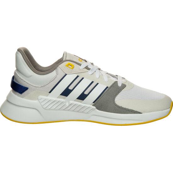 Run90s Sneaker Herren, grau / gelb, zoom bei OUTFITTER Online
