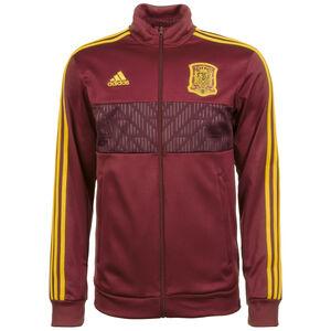 FEF Spanien 3S Track Top Jacke WM 2018 Herren, Rot, zoom bei OUTFITTER Online