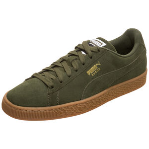Suede Classic Sneaker, Grün, zoom bei OUTFITTER Online