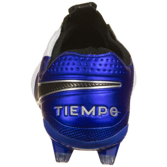 Tiempo Legend 8 Elite FG Fußballschuh Herren, weiß / schwarz, zoom bei OUTFITTER Online