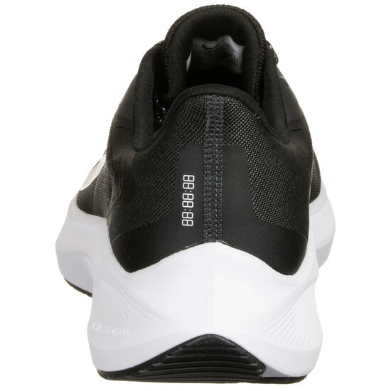 Zoom Winflo 7 Laufschuh Damen, schwarz / weiß, zoom bei OUTFITTER Online