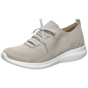 Ultra Flex Statement Trainingsschuh Damen, beige / weiß, zoom bei OUTFITTER Online