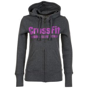 CrossFit Trainingsjacke Damen, Grau, zoom bei OUTFITTER Online