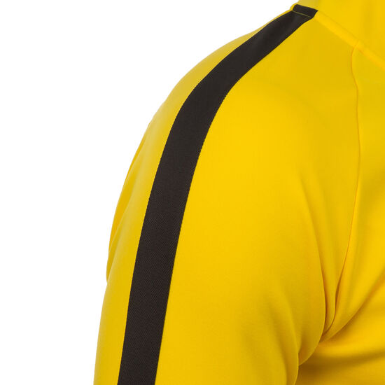 Dry Academy 18 Drill Longsleeve Herren, gelb / schwarz, zoom bei OUTFITTER Online