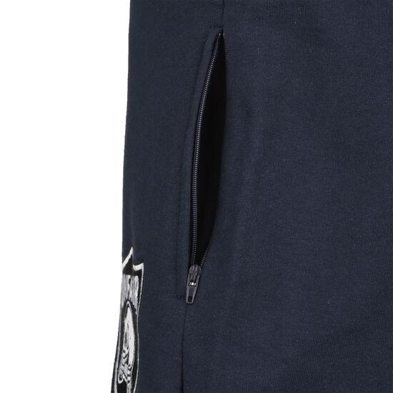 Punchingball Emblem Short Herren, dunkelblau / weiß, zoom bei OUTFITTER Online