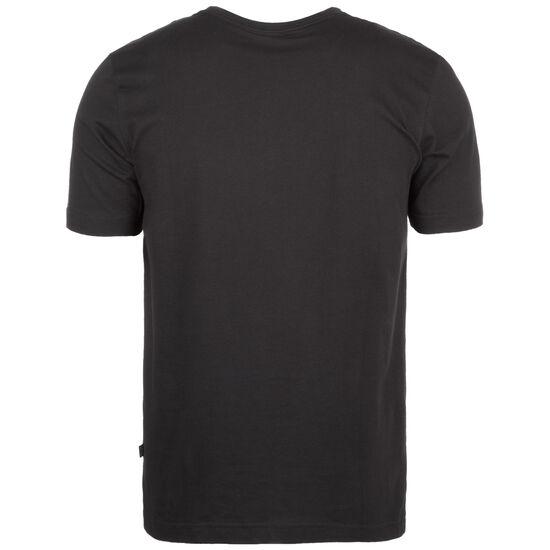 Essential Logo Trainingsshirt Herren, schwarz / weiß, zoom bei OUTFITTER Online