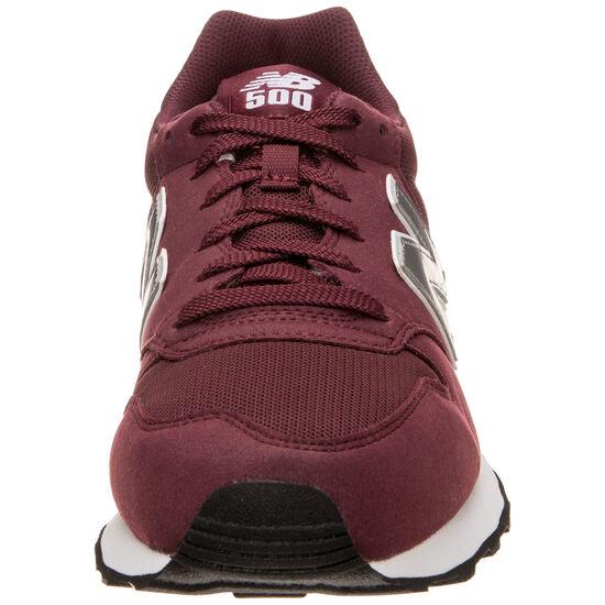 GW500-BUS-D Sneaker Herren, Rot, zoom bei OUTFITTER Online