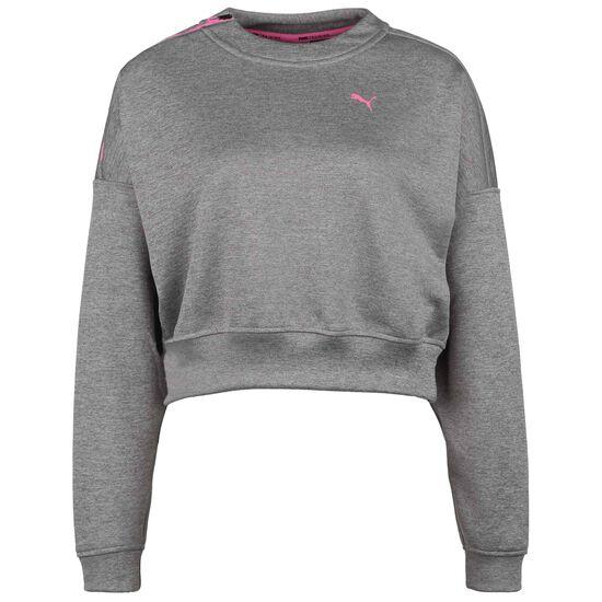Brave Zip Trainingspullover Damen, grau, zoom bei OUTFITTER Online