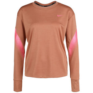 Runaway Lauftop Damen, apricot / korall, zoom bei OUTFITTER Online