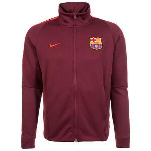 FC Barcelona Franchise Trainingsjacke Herren, Rot, zoom bei OUTFITTER Online
