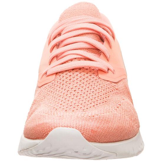 Odyssey React Flyknit 2 Laufschuh Damen, pink / blau, zoom bei OUTFITTER Online