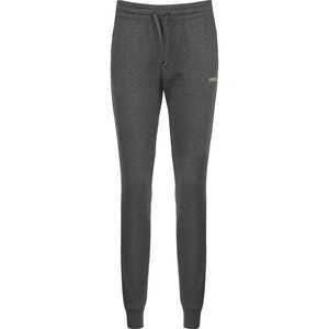 Essentials Branded Jogginghose Damen, dunkelgrau / rosé gold, zoom bei OUTFITTER Online