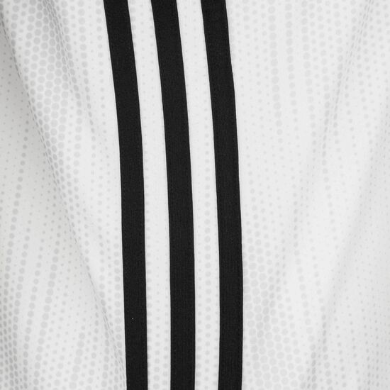 Tiro 19 Trainingsshirt Damen, weiß / schwarz, zoom bei OUTFITTER Online