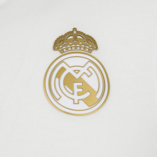 Real Madrid T-Shirt Herren, weiß / gold, zoom bei OUTFITTER Online