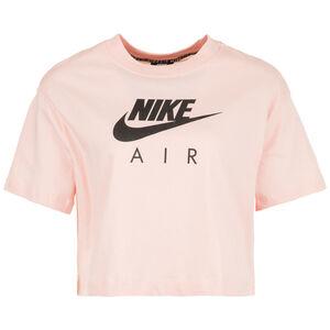 Air T-Shirt Damen, rosa / schwarz, zoom bei OUTFITTER Online