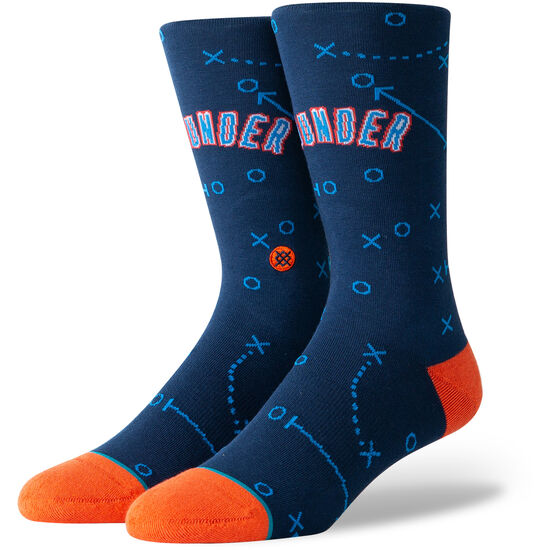 Oklahoma City Thunder Playbook Socken, , zoom bei OUTFITTER Online